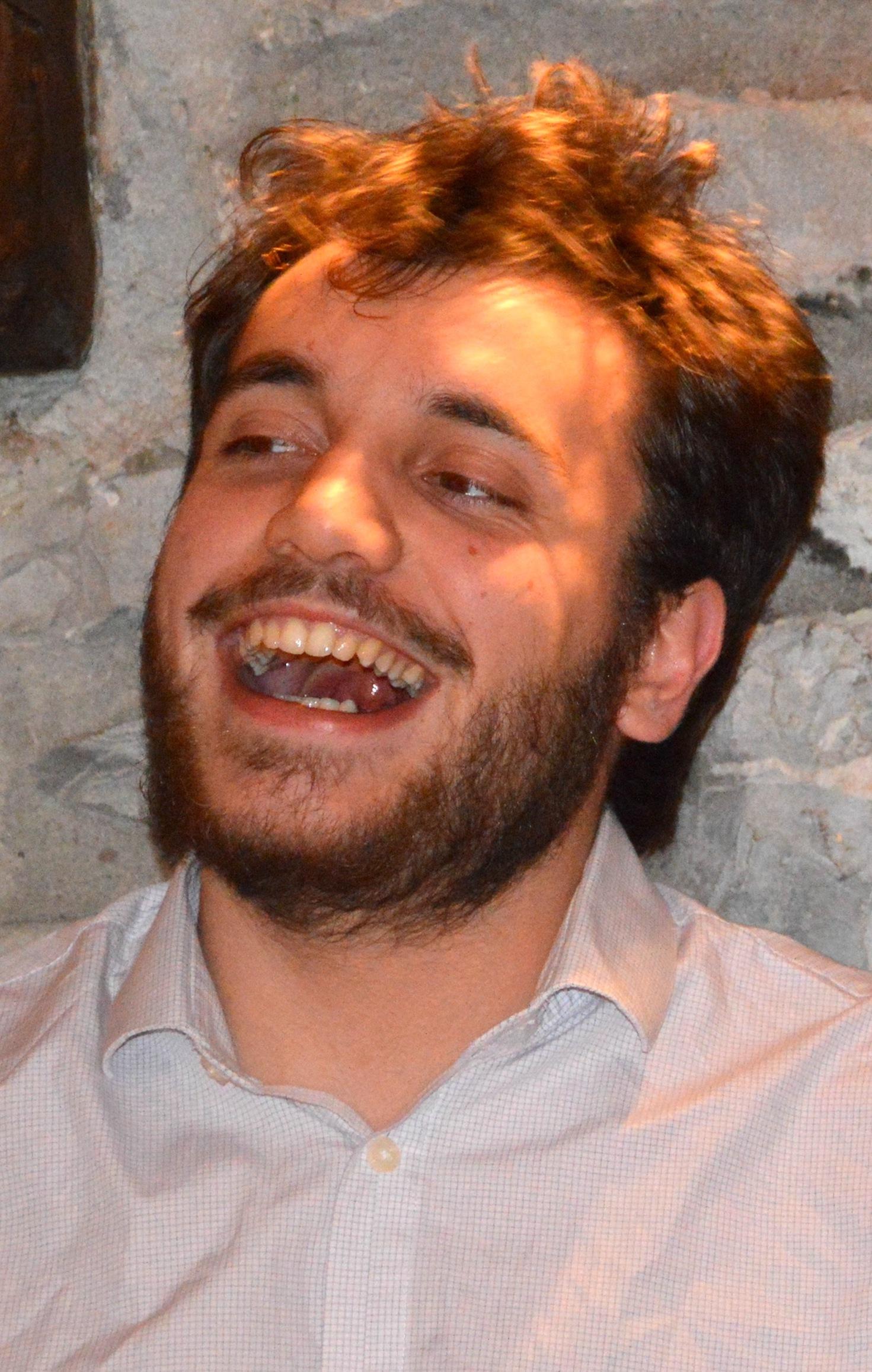Lorenzo Robin Frosini Consigliere Sezione Toscana