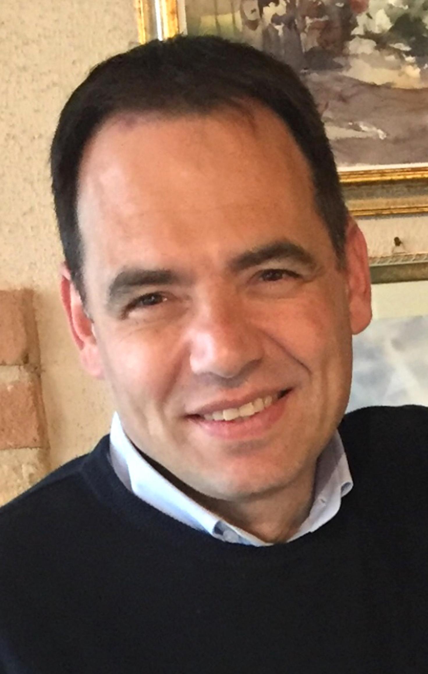 Giampiero Bacianino Consigliere Sezione Umbria