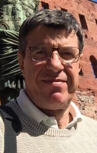 Marco Giublesi Consigliere Sezione Piemonte Valle D'Aosta
